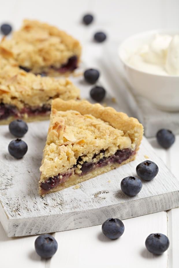 Blueberry Tart Recipe