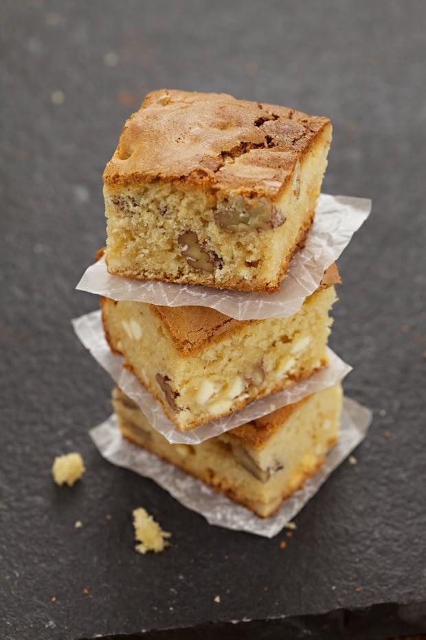Blondies Recipe, Alternative to brownies