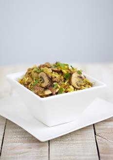 student recipe spicy risotto